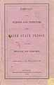 Thumbnail image of Maine State Prison 1876 Report cover
