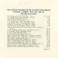 Thumbnail image of Crawford County Mutual Insurance 1908 Losses cover