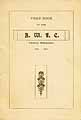Thumbnail image of Arnold Women's Literary Club 1918-1919 Year Book cover