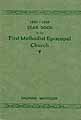 Thumbnail image of Saginaw First Methodist Episcopal 1927-28 Year Book cover