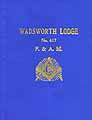 Thumbnail image of Wadsworth Lodge, F. & A. M. 1910 By-Laws cover