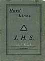 Thumbnail image of Hard Lines for June 1920 cover