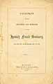 Thumbnail image of Ipswich Female Seminary 1858 Catalogue cover