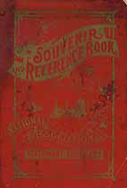 Thumbnail image of Brotherhood of Stationary Engineers of New York 1896 Souvenir Book cover