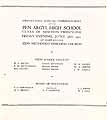 Thumbnail image of Pen Argyl High School 1921 Commencement cover