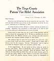 Thumbnail image of Tioga County Patron's Fire Relief Assoc. 1934 Losses cover