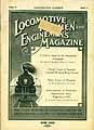 Thumbnail image of Locomotive Firemen and Enginemen's Magazine 1928 June cover