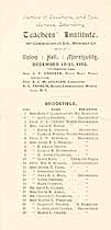 Thumbnail image of Madison County Teachers' Institute 1892 cover