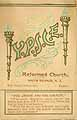 Thumbnail image of Y. P. S. C. E. 1894 Prayer-Meeting Topics cover