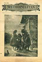 Thumbnail image of The Metropolitan, Volume XIX, No. 8 cover