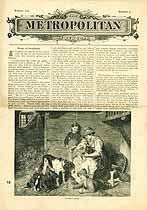 Thumbnail image of The Metropolitan, Volume XX, No. 1 cover