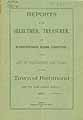 Thumbnail image of Richmond NH Tax Book and Report for 1887 cover