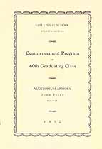 Thumbnail image of Atlanta Girls High School 1932 Commencement cover