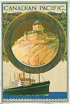 Thumbnail image of Melita 1926 Souvenir Passenger List (Antwerp to Canada) cover