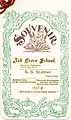 Thumbnail image of Ash Grove School 1898-9 Souvenir cover