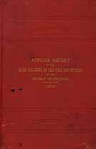 Thumbnail image of District of Columbia Fire Department 1908 Report cover