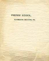 Thumbnail image of Plymouth Meeting Friends' School 1901-02 cover