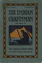 Thumbnail image of The Indian Craftsman, Vol. 1, No. 2 cover