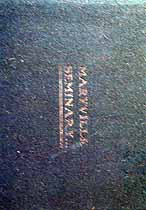 Thumbnail image of Maryville Seminary 1902-1903 Catalogue cover