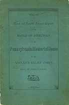 Thumbnail image of Pennsylvania Memorial Home 1893-94 Report cover