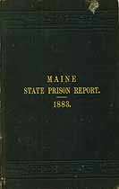 Thumbnail image of Maine State Prison 1883 Report cover