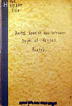 Thumbnail image of Kansas USWV 1931 Roster cover