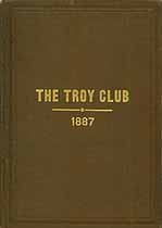 Thumbnail image of The Troy Club 1887 cover
