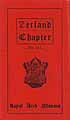 Thumbnail image of Zetland Chapter R. A. M. 1918 Year Book cover