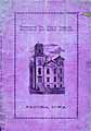 Thumbnail image of Guthrie County High School 1881 Catalogue cover