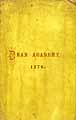 Thumbnail image of Dean Academy 1876 Catalogue cover
