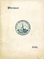 Thumbnail image of Indianapolis Second Presbyterian Church 1891 Manual cover