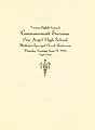 Thumbnail image of Pen Argyl High School 1928 Commencement cover