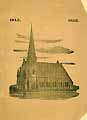 Thumbnail image of Evangelical Lutheran Church of the Trinity 1892 Directory cover