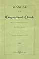 Thumbnail image of Holden Congregational Church 1886 Manual cover