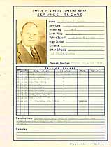 Thumbnail image of Reading Company Railroad Employee Files cover