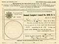Thumbnail image of Samuel Campbell Council Royal Arcanum 1889-1891 Assessments cover