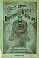 Thumbnail image of Locomotive Firemen and Enginemen's Magazine 1909 March cover