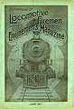 Thumbnail image of Locomotive Firemen and Enginemen's Magazine 1911 June cover