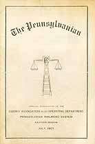 Thumbnail image of The Pennsylvanian, 1925, July cover