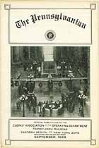 Thumbnail image of The Pennsylvanian, 1929, September cover