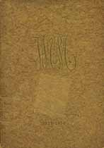 Thumbnail image of Moline Woman's Club 1929-1930 Year Book cover