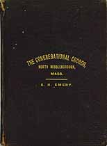 Thumbnail image of North Middleborough Congregational Church 1876 History cover