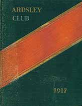 Thumbnail image of Ardsley Club 1917 cover