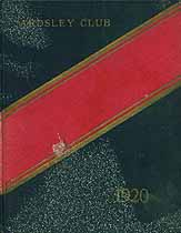 Thumbnail image of Ardsley Club 1920 cover