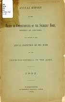 Thumbnail image of District of Columbia Soldiers' Home 1902 Report cover