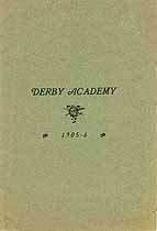 Thumbnail image of Derby Academy 1905-6 Catalogue cover