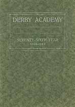 Thumbnail image of Derby Academy 1916-17 Catalogue cover