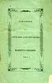 Thumbnail image of Marietta College 1846-7 Catalogue cover