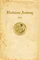 Thumbnail image of Blackstone Academy 1913 Catalogue cover