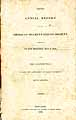 Thumbnail image of American Seamen's Friend Society 1831 Report cover